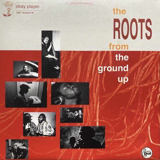 THE ROOTS / FROM THE GROUND UP (1994 UK ORIGINAL )