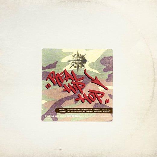 DAS EFX / REAL HIP-HOP (1995 US ORIGINAL PROMO)