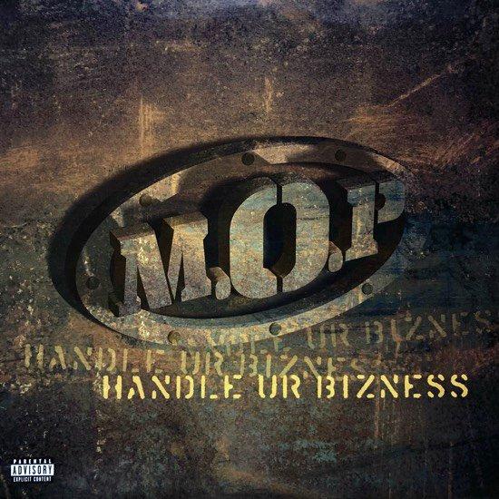 M.O.P. / HANDLE UR BIZNESS (1998 US ORIGINAL PRESSING)
