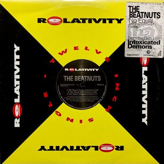 THE BEATNUTS / NO EQUAL (1993 US ORIGINAL PROMO ONLY)