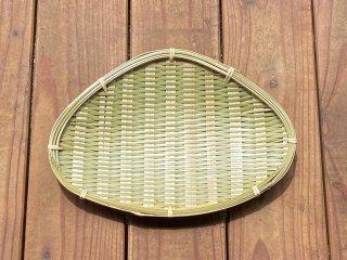 青ざる(大)はまぐり 24cm×17cm