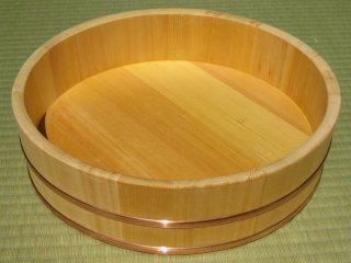 天然さわらの飯台(2.5合)飯切