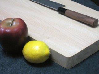 青森ひばのまな板(大)3.3cm厚