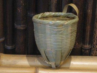 竹製ぬか味噌水取り 糠漬け