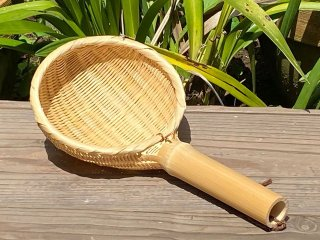 竹製おたま(大)