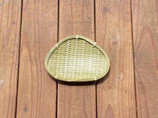 青ざる(小)はまぐり 16cm×12cm