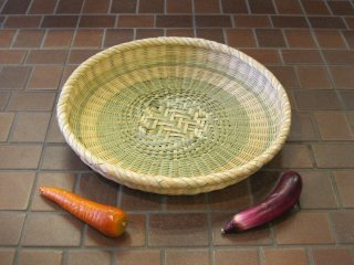 平ざる(1尺3寸)梅干(約1.5kg)