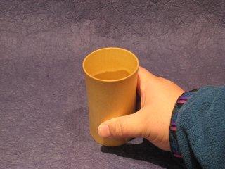 竹製ビアグラス