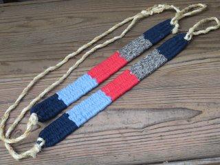 背負い篭紐(かごひも)素朴な手編み