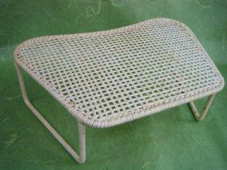 籐正座椅子