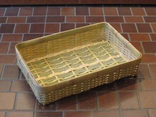 竹製角篭(小)角かご