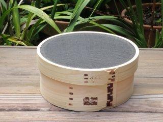 天然桧の裏ごし(PP)8寸 24cm 漉し器