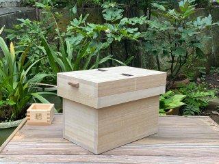 桐の米びつ(約5kg)