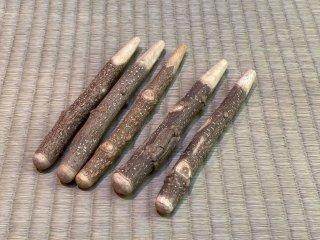 天然山椒すりこぎ棒(豆)5個セット