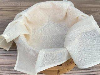 饅頭(まんじゅう)ふきん(蒸し布)薄地