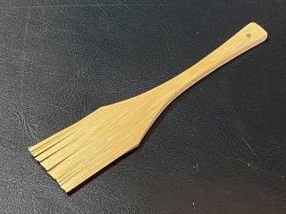 竹製スクレーパー(平竹)かき寄せ