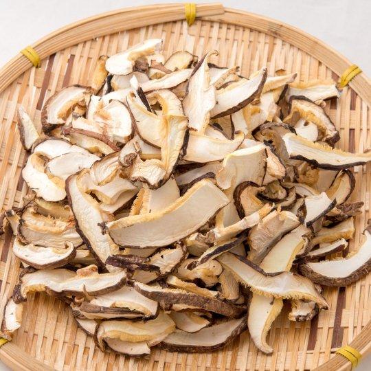 【送料無料】原木乾燥椎茸 スライス