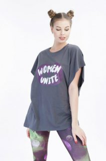 T72.Women Unite Relaxed Tee
