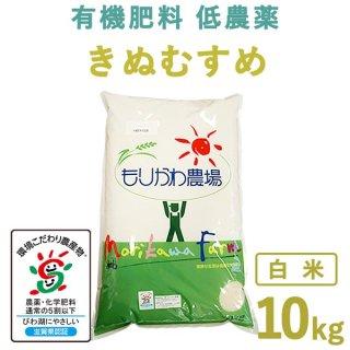 【新米】滋賀県産 きぬむすめ白米10kg