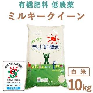 【新米】滋賀県産 ミルキークィーン 白米 10kg