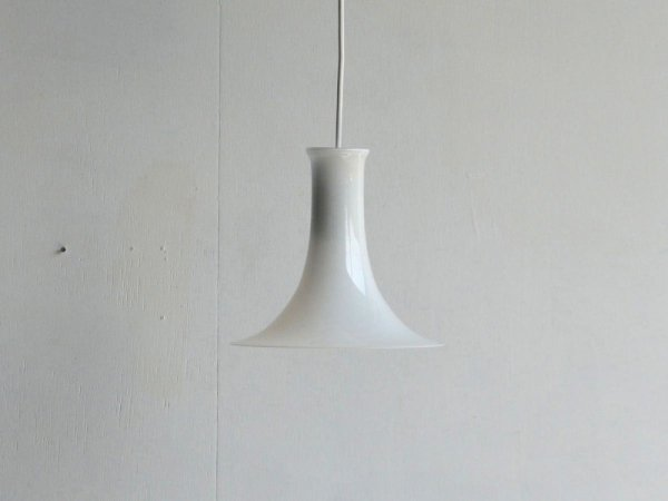 Glass Lamp/Holmegaard Mandarin Pendel