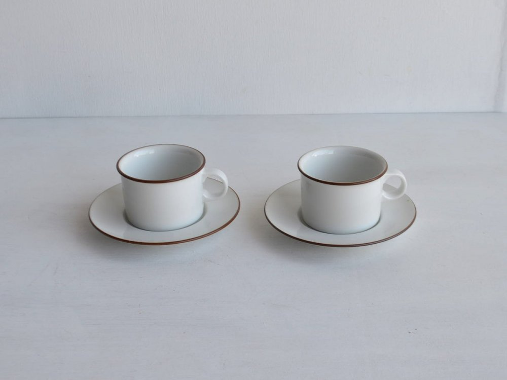 Coffee Cup & Saucer / DOMINO