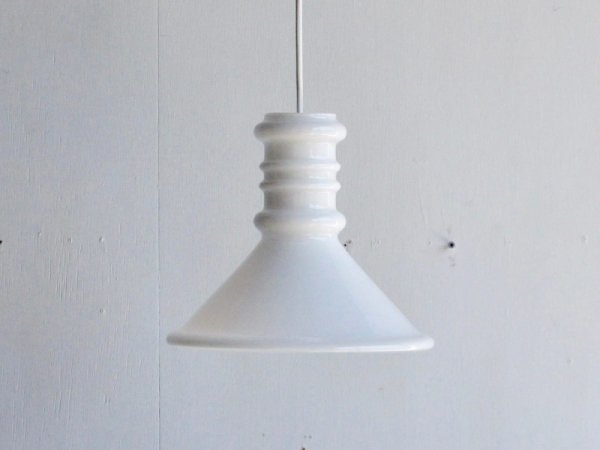 Glass Lamp / Apoteker Pendel