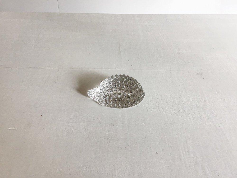 Paper weight  /  Hedgehog