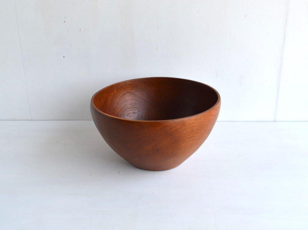 Teak Bowl (LL)