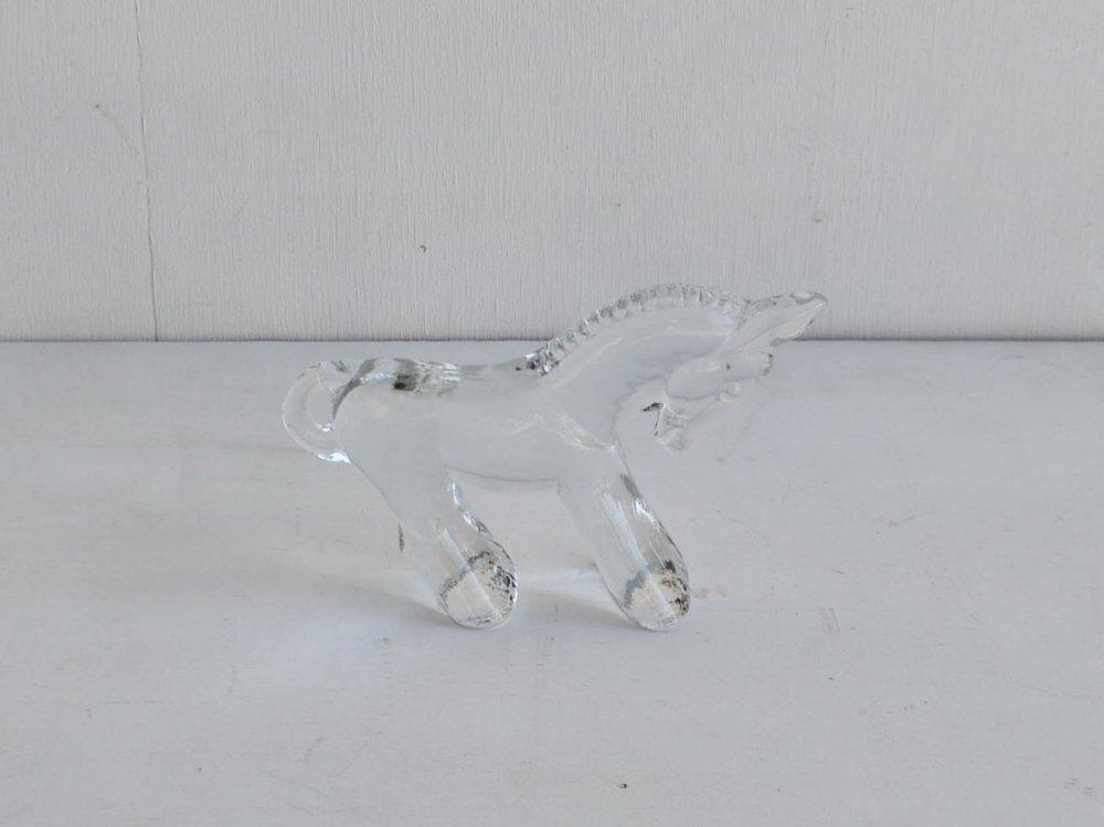 Glass object (2) / ロバ