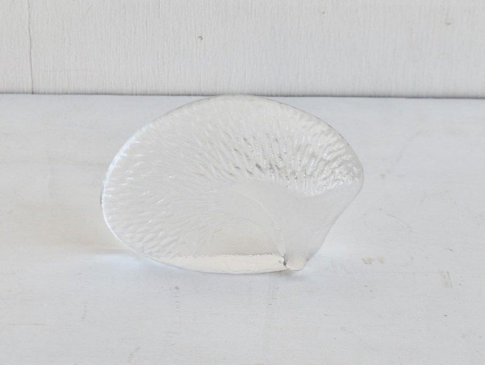 Glass object / Lisa Larson ハリネズミ