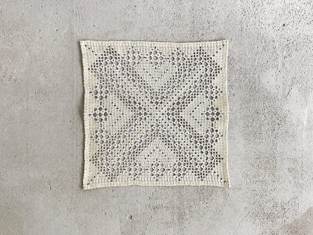 Lace  Mat  ( 1 )  /  NAVERSOM