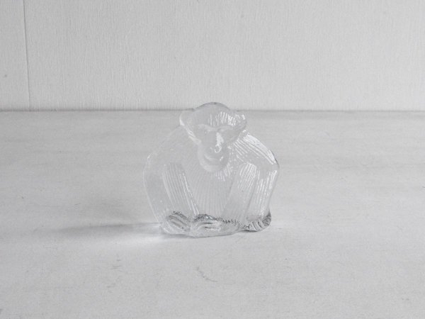 Glass Objet / Monkey