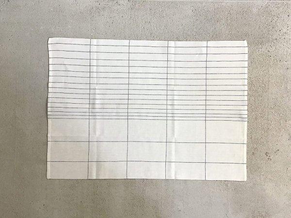 クラスボルス キッチンクロス/マンハッタン(白)