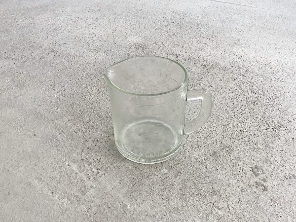 Glass Measuring Cup( 1 )