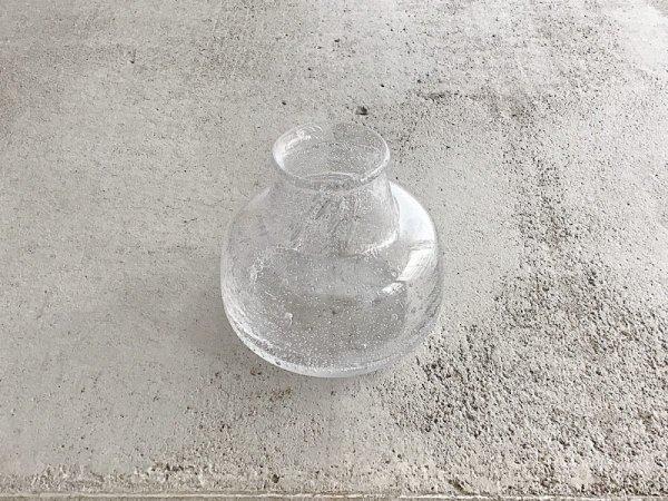 Glass Flower Base