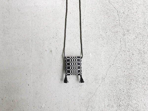Scandinavian old cloth pendant( 1 )