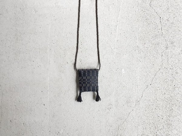 Scandinavian old cloth pendant( 2 )