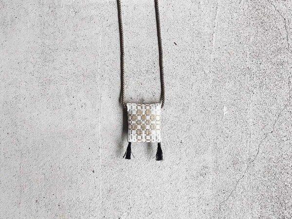 Scandinavian old cloth pendant( 5 )