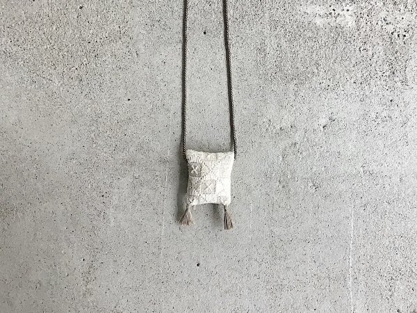 Scandinavian old cloth pendant( 8 )