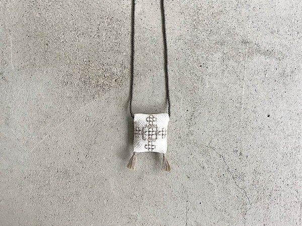 Scandinavian old cloth pendant( 10 )