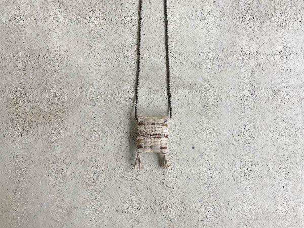 Scandinavian old cloth pendant( 11 )
