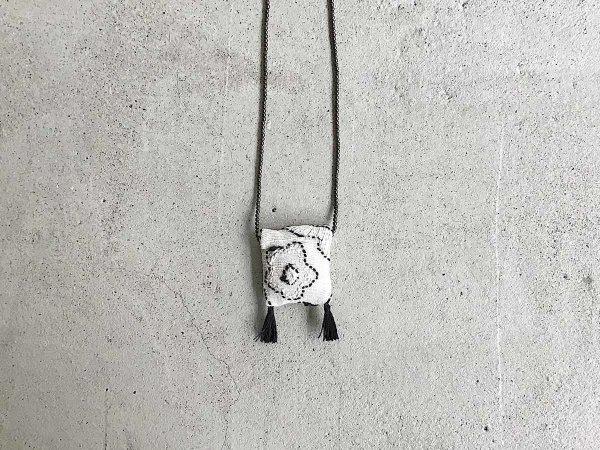 Scandinavian old cloth pendant( 12 )