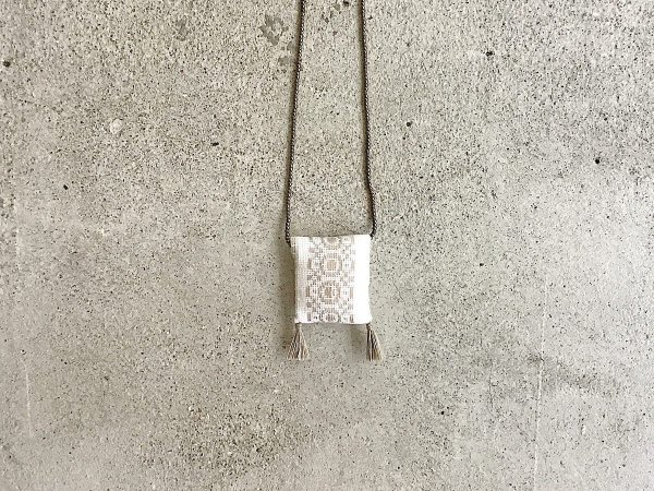 Scandinavian old cloth pendant( 14 )