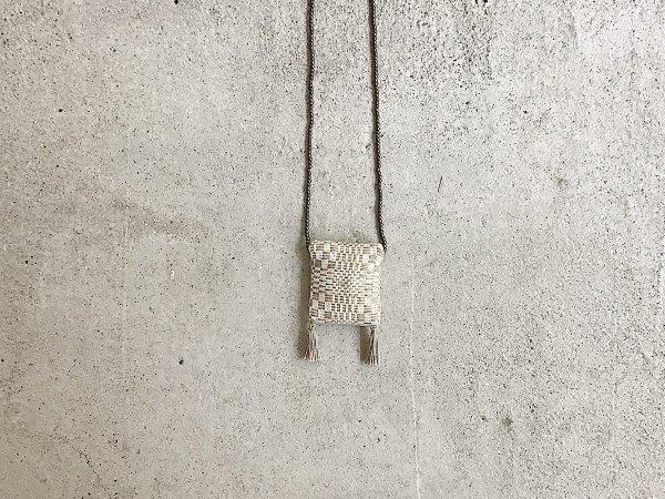 Scandinavian old cloth pendant( 16 )