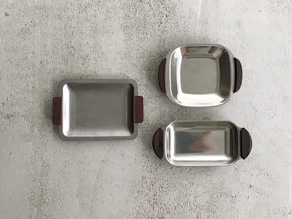Stainless Snack Tray(10)