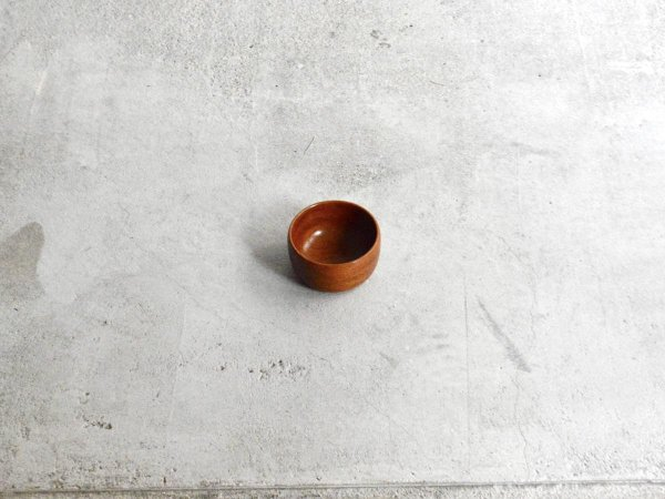 Teak Bowl  /  Karl Holmberg AB