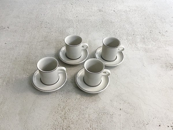 Coffee Cup & Saucer  /  Fennica