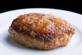 【かごしま黒豚さつま】黒豚ハンバーグ おろしソース (150g*5p)
