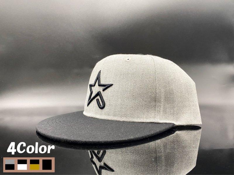 ロゴキャップ (Cap Star Logo)